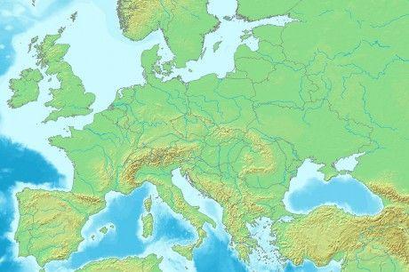 Európai folyók